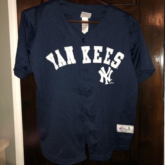 Genuine Merchandise Other - Boy s Derek Jeter Jersey 9c243506fd9